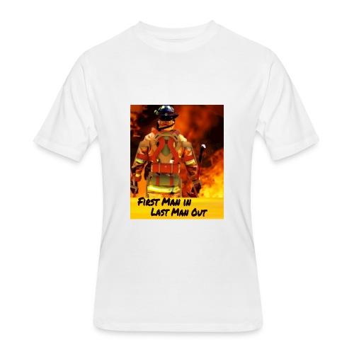 B9BBF1F3 DAAD 4389 81DD 0DF07A5B29CD - Men's 50/50 T-Shirt