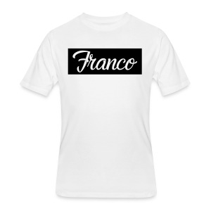 Franco Block - Men's 50/50 T-Shirt