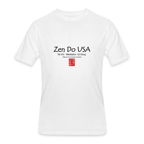 Zen Do USA - Men's 50/50 T-Shirt