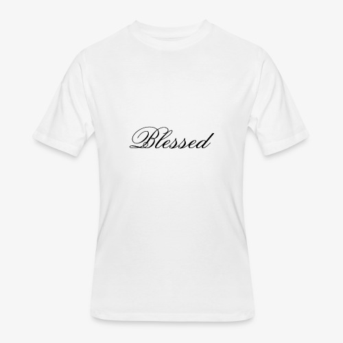 Blessed tshirt - Men's 50/50 T-Shirt