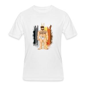 Gay Bear Undies 1 - Men's 50/50 T-Shirt