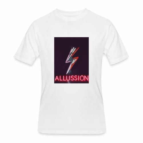 Vintage Allussion Merch - Men's 50/50 T-Shirt