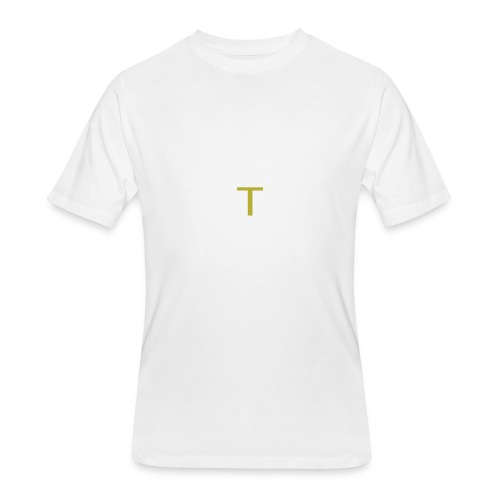 ''Small T'' Taylor Shorty Initial - Men's 50/50 T-Shirt