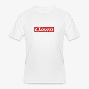 Clown box logo - Men's 50/50 T-Shirt