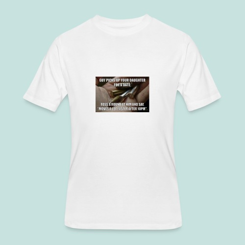 Dating - Men's 50/50 T-Shirt