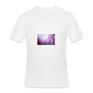 Life's field of flowers - Men's 50/50 T-Shirt
