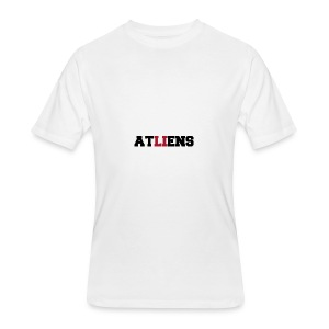 ATLIENS - Men's 50/50 T-Shirt