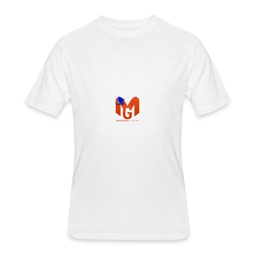 MaddenGamers MG Logo - Men's 50/50 T-Shirt