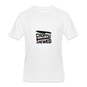 Chopped and Screwed - Men's 50/50 T-Shirt