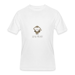Little Monkey - Men's 50/50 T-Shirt