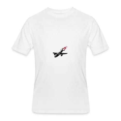 Pilit Logo - Men's 50/50 T-Shirt