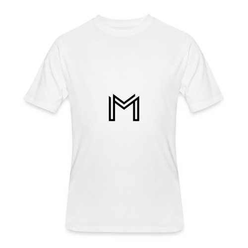 Mathias Official Logo - Men's 50/50 T-Shirt