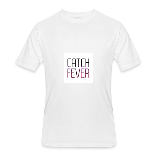 CATCH FEVER 2017 LOGO - Men's 50/50 T-Shirt
