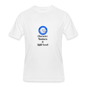 SB Seal Design - Men's 50/50 T-Shirt