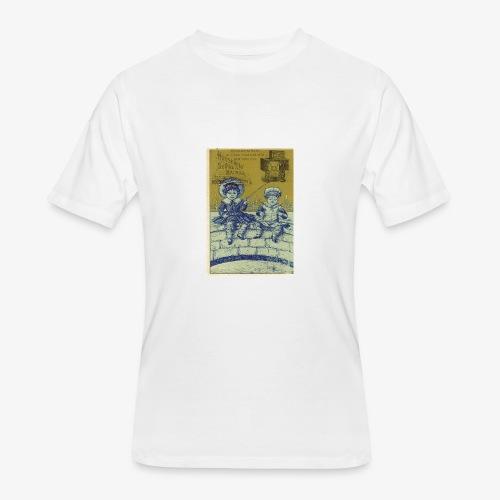 Vintage Ad T-Shirt - Men's 50/50 T-Shirt