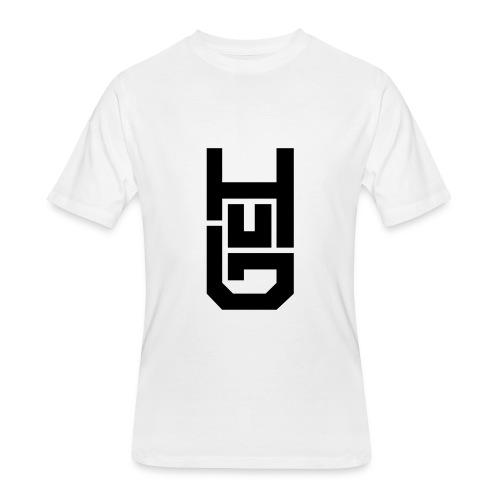 HUG LOGO - Men's 50/50 T-Shirt