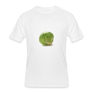 CabbageTexts Streetwear - Men's 50/50 T-Shirt