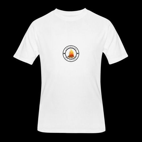legendary campfire - Men's 50/50 T-Shirt