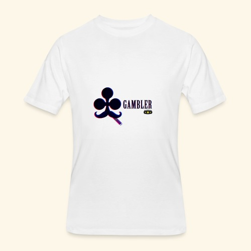 Gambler - Men's 50/50 T-Shirt