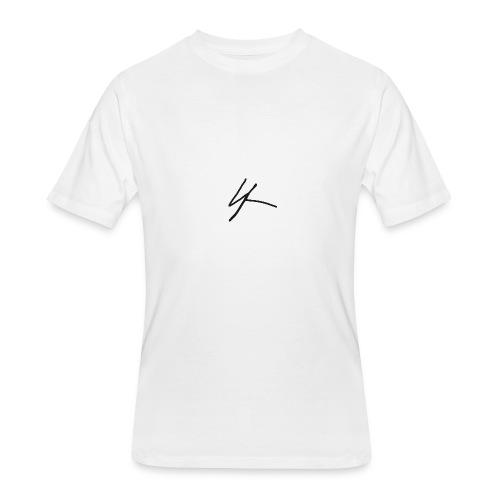 Signature logo - Men's 50/50 T-Shirt