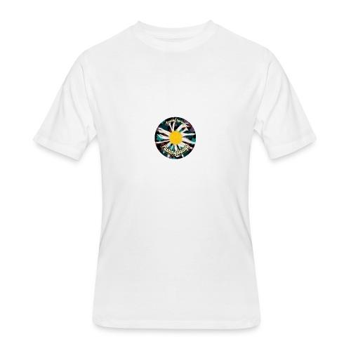 Erasing Spring - Men's 50/50 T-Shirt