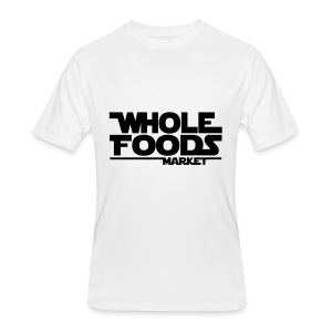 WHOLE_FOODS_STAR_WARS - Men's 50/50 T-Shirt