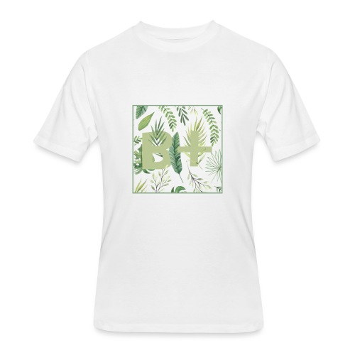 Be positive - Men's 50/50 T-Shirt