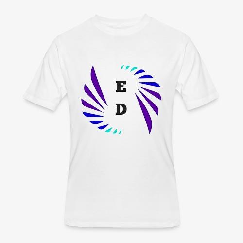 Entertainment Daily Logo - Men's 50/50 T-Shirt