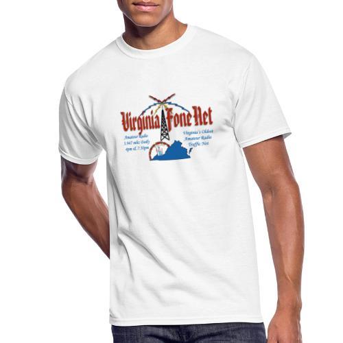 VFN 3947 Logo - Men's 50/50 T-Shirt
