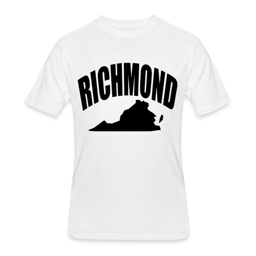 RICHMOND - Men's 50/50 T-Shirt