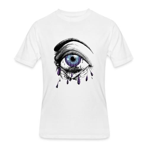 Lightning Tears - Men's 50/50 T-Shirt