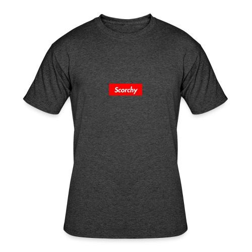 Scorchy HypeBeast - Men's 50/50 T-Shirt