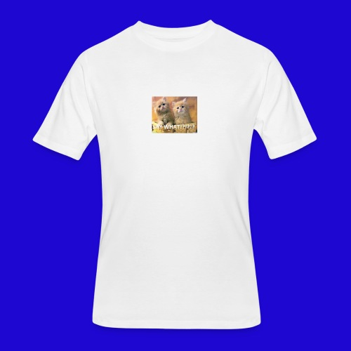 Cute Cats - Men's 50/50 T-Shirt