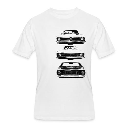 monaro over - Men's 50/50 T-Shirt