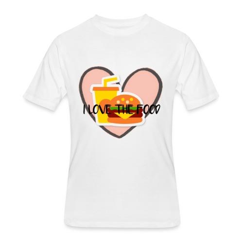 Food - Men's 50/50 T-Shirt