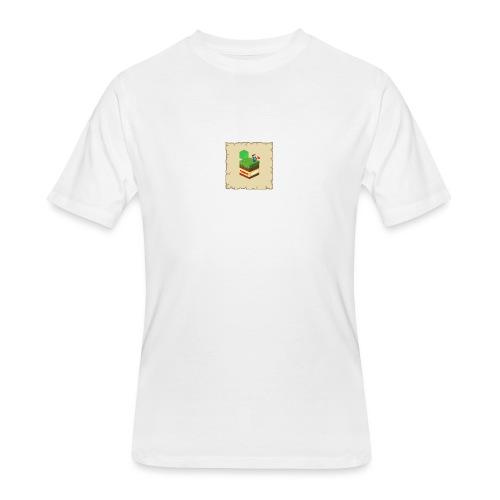 TurkiyeCraft - Men's 50/50 T-Shirt