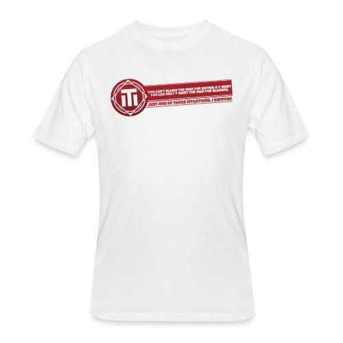 blame - Men's 50/50 T-Shirt