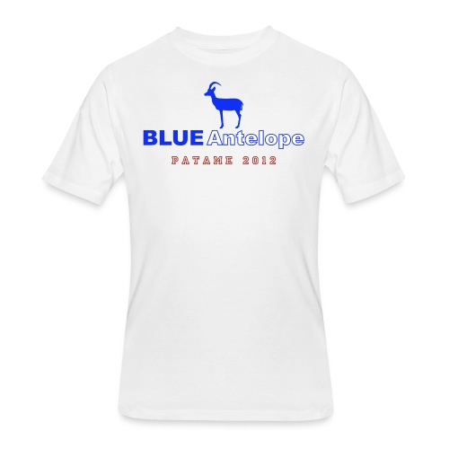BLUE Antelope Patame 2012 - Men's 50/50 T-Shirt