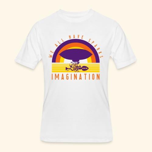 We All Have Sparks - Men's 50/50 T-Shirt