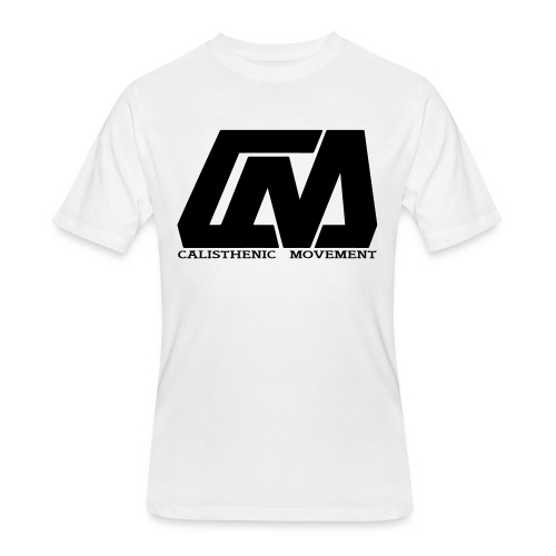 Cali Move Front black women - Men's 50/50 T-Shirt
