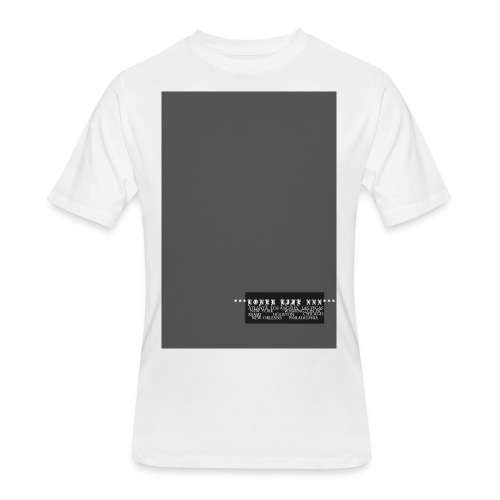 CITIES - Men's 50/50 T-Shirt