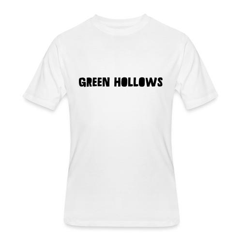 Green Hollows Merch - Men's 50/50 T-Shirt