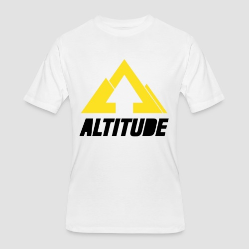 Empire Collection - Yellow 2 - Men's 50/50 T-Shirt