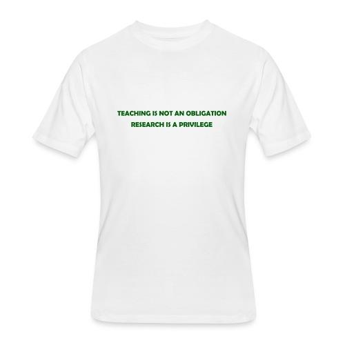 Teaching - Men's 50/50 T-Shirt