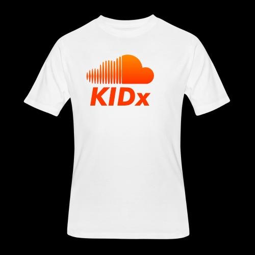 SOUNDCLOUD RAPPER KIDx - Men's 50/50 T-Shirt
