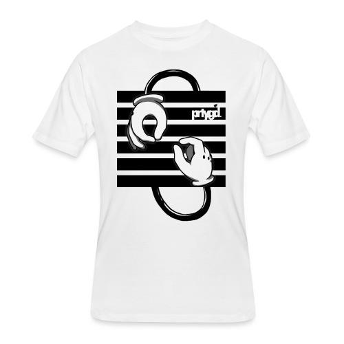 pass tha demons - Men's 50/50 T-Shirt