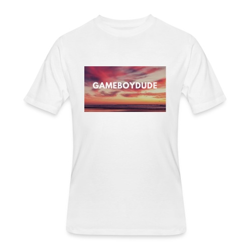 GameBoyDude merch store - Men's 50/50 T-Shirt