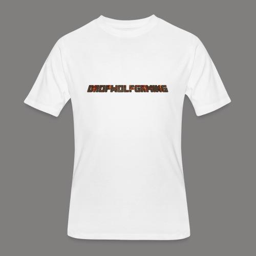 DropWolfGaming - Men's 50/50 T-Shirt