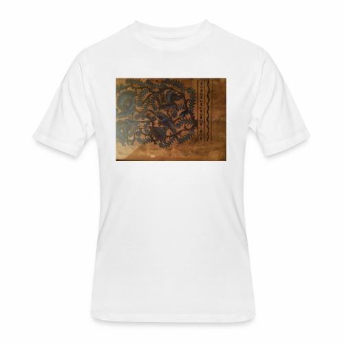 Dilfliremanspiderdoghappynessdogslikeitverymuchtha - Men's 50/50 T-Shirt