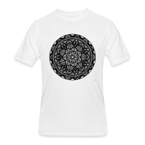 Circle No.2 - Men's 50/50 T-Shirt